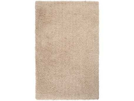 Surya Mellow Rectangular Beige Area Rug