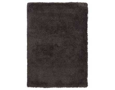 Surya Mellow Rectangular Gray Area Rug