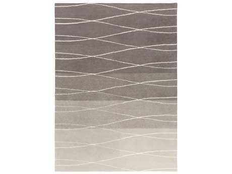 Surya Manor Rectangular Medium Gray, Khaki & Light Gray Area Rug