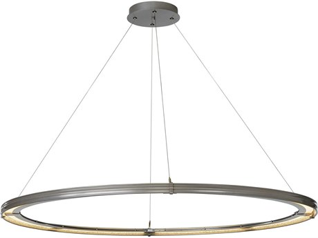 Synchronicity Aria Crystal 63'' Wide LED Pendant Light