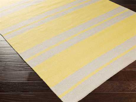 Surya Nantucket Rectangular Gold Area Rug
