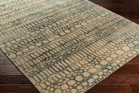 Surya Natural Affinity Rectangular Cream, Butter & Light Gray Area Rug