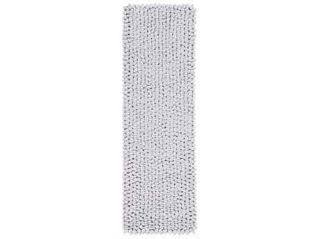 Surya Nestle 2'6'' x 8' Rectangular Medium Gray Runner Rug