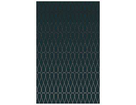 Surya Naya Rectangular Teal Area Rug