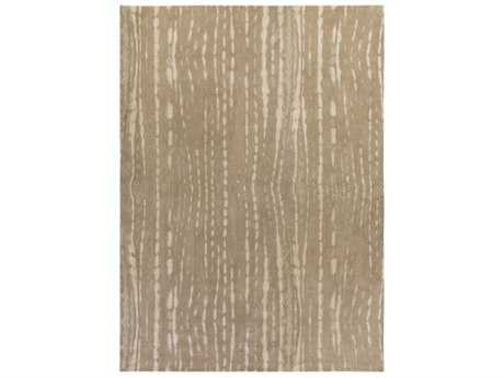 Surya Naya Rectangular Camel, Khaki & Light Gray Area Rug