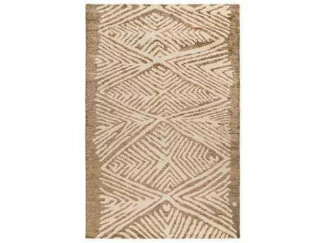 Surya Orinocco Rectangular Wheat & Cream Area Rug