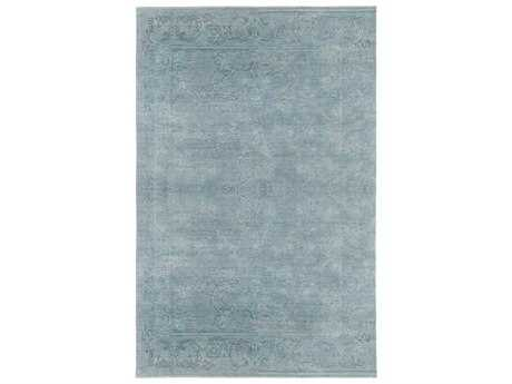 Surya Opulent Rectangular Teal Area Rug