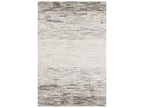 Surya Outback Rectangular Ivory, Taupe & Dark Brown Area Rug