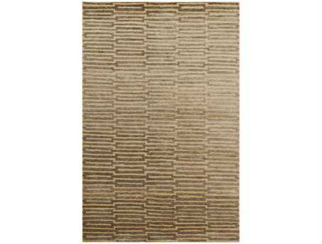 Surya Platinum Rectangular Brown Area Rug