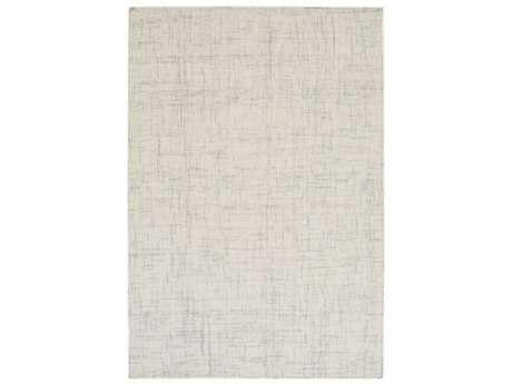 Surya Plymouth Rectangular Medium Gray, Tan & Cream Area Rug