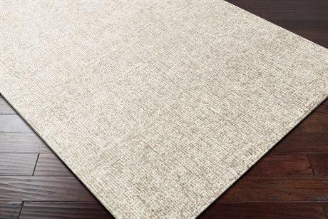 Surya Primal Rectangular Medium Gray, Taupe & Cream Area Rug