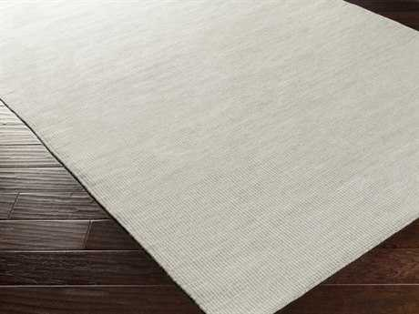 Surya Pipton Rectangular Light Gray Area Rug