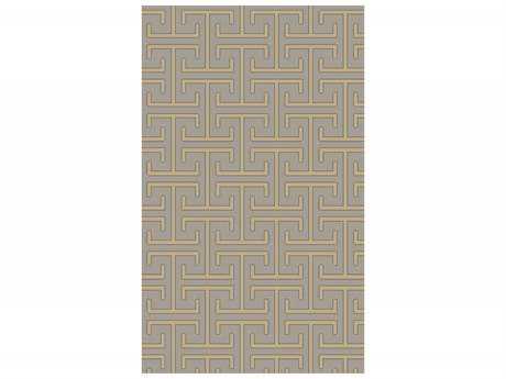 Surya Papyrus Rectangular Light Gray Area Rug