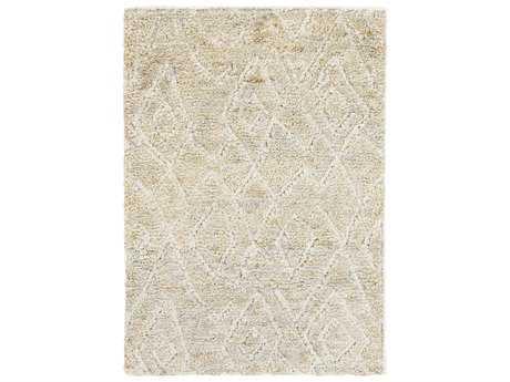 Surya Papyrus Rectangular Ivory Area Rug