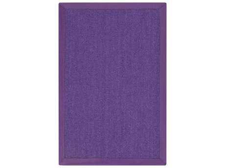 Surya Perry Rectangular Violet Area Rug