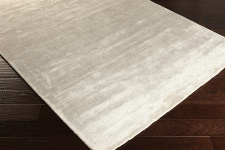 Surya Pure Rectangular White Area Rug