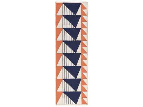 Surya Renata 2'6'' x 8' Rectangular Navy Runner Rug