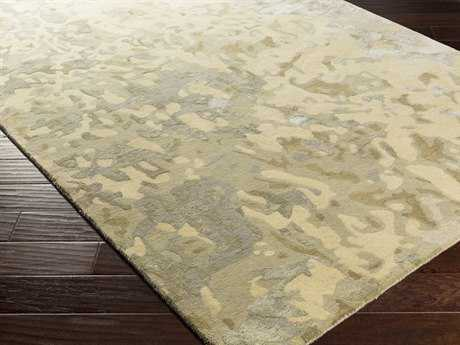 Surya Remarque Rectangular Lime Area Rug