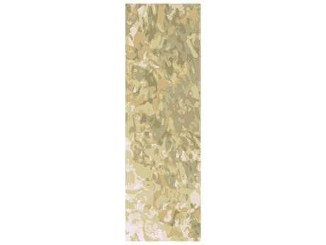 Surya Remarque 2'6'' x 8' Rectangular Lime Runner Rug