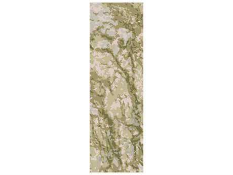 Surya Remarque 2'6'' x 8' Rectangular Olive Runner Rug