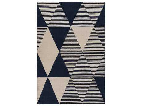 Surya Rivington Rectangular Cobalt Area Rug