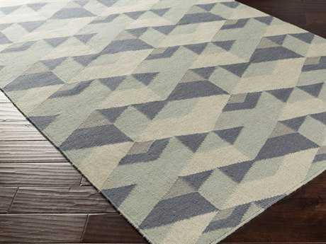 Surya Rivington Rectangular Moss Area Rug