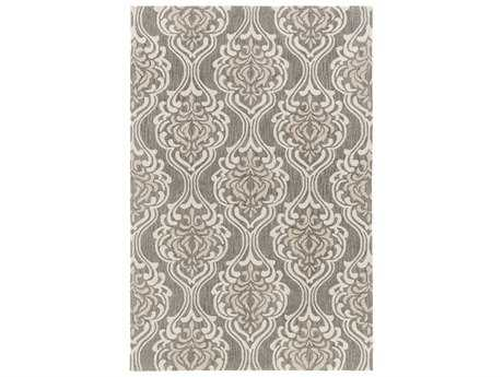 Surya Samual Rectangular Forest & Beige Area Rug