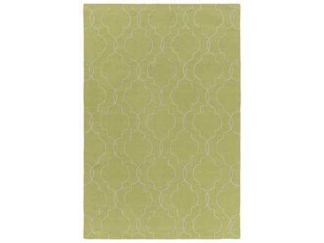 Surya Seabrook Rectangular Lime Area Rug