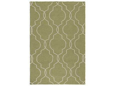 Surya Seabrook Rectangular Olive Area Rug
