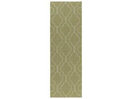Surya Seabrook 2'6'' x 8' Rectangular Olive Runner Rug