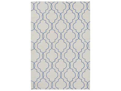 Surya Seabrook Rectangular Cobalt Area Rug