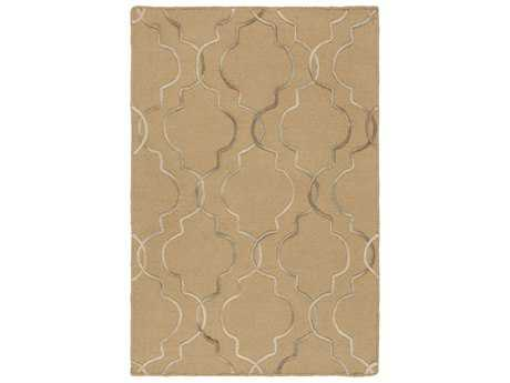 Surya Seabrook Rectangular Mocha Area Rug