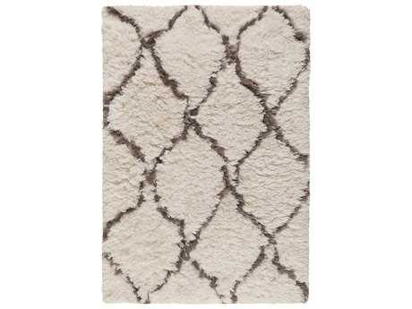 Surya Scout Rectangular Light Gray & Olive Area Rug
