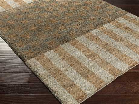 Surya Scarborough Rectangular Mocha & Gray Area Rug