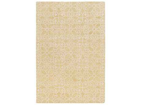 Surya Scott Rectangular Wheat & Khaki Area Rug
