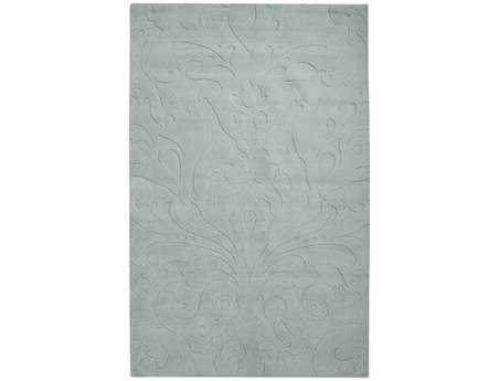 Surya Candice Olson Sculpture Rectangular Gray Area Rug