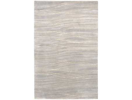 Surya Shibui Rectangular Gray Area Rug
