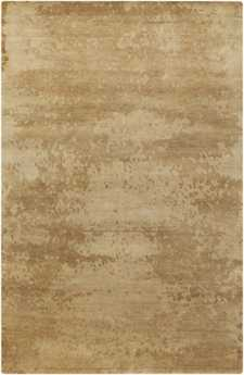 Surya Candice Olson Slice Of Nature Rectangular Beige Area Rug
