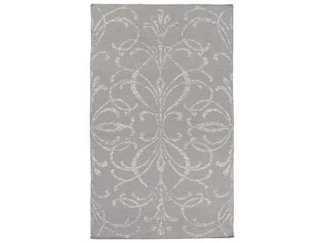 Surya Stallman Rectangular Light Gray Area Rug