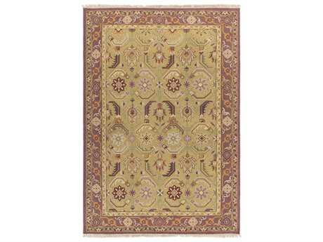 Surya Sonoma Rectangular Lime Area Rug