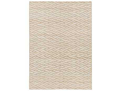 Surya Sparrow Rectangular Beige Area Rug