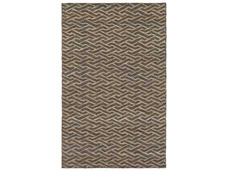 Surya Sparrow Rectangular Taupe Area Rug