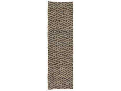Surya Sparrow 2'6'' x 8' Rectangular Taupe Runner Rug