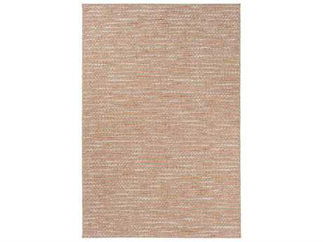 Surya Santa Cruz Rectangular Camel, Bright Pink & Bright Orange Area Rug