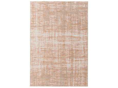 Surya Santa Cruz Rectangular Burnt Orange, Bright Red & Taupe Area Rug