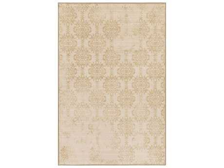 Surya Sonya Rectangular Mint & Beige Area Rug