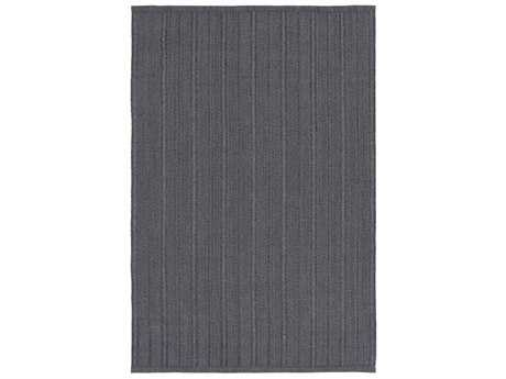 Surya Taran Rectangular Black Area Rug