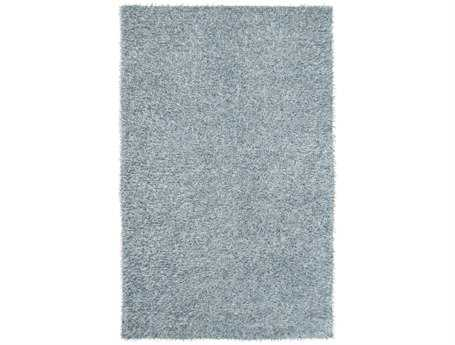 Surya Taz Rectangular Blue Area Rug