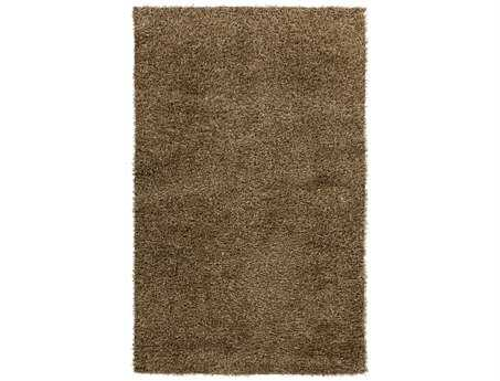 Surya Taz Rectangular Brown Area Rug