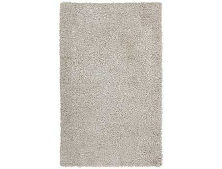 Surya Taz Rectangular White Area Rug
